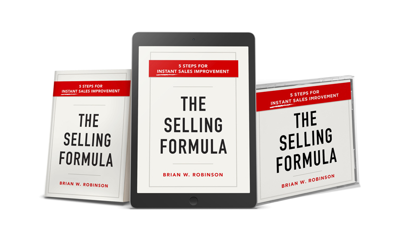 The Selling Formula - Brian W. Robinson